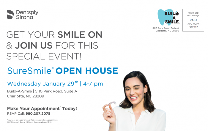 suresmile open house charlotte nc