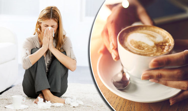 How can drinking coffee boost your immune system during COVID-19?