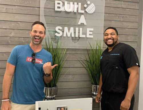 Beaming White Teeth for Nick Kosir of Fox 46 Charlotte at Build-A-Smile