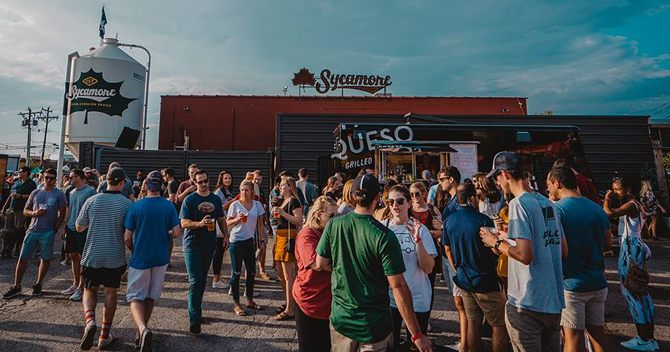 local breweries at South End charlotte